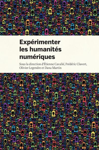 Couverture du livre Expérimenter les Humanités numériques